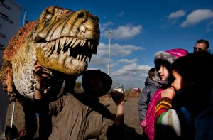 T-Rex will soon be moving into the Meadowlands