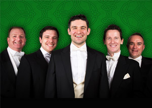 The Five Irish Tenors