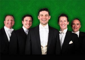The Five Irish Tenors